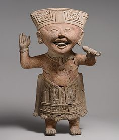 """Smiling Figure"" [Mexico, Remojadas] (1979.206.1211) 