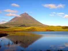 Pico Mountain, Pico, Azores, Portugal