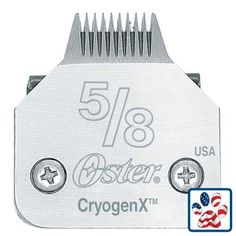 Oster Cryogenx Blade 5/8 * You can get more details here (This is an amazon affiliate link. I may earn commission from it)