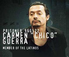"""Otto Sanchez-Carmen """"Chico"""" Guerra"""