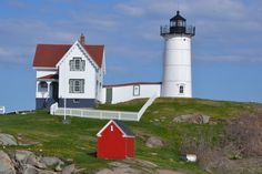 Nubble Lighthouse~York,Maine