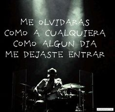 NTVG Rock Argentino, Song Lyrics, Songs, Quotes, Inspiration, Mantra, Tiffany, Wattpad, Popular
