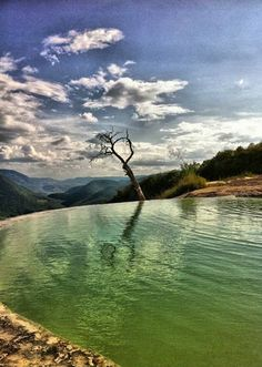 Hierve el agua, Oaxaca  extraordinary beauty