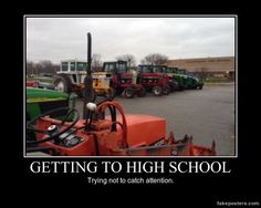 Getting To High School - Demotivational Poster  #Funny-Pics http://www.flaproductions.net/funny-pics/getting-to-high-school-demotivational-poster/13015/?utm_source=PN&utm_medium=http%3A%2F%2Fwww.pinterest.com%2Falliefernandez3%2Fgreat%2F&utm_campaign=FlaProductions
