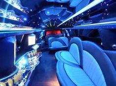 Pink Escalade Limo Service, Pink Stretch Escalade Limousine