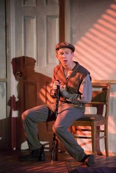 THEATRE COLORADO by Bill Wheeler review of THE CRIPPLE OF INISHMAAN, 2015