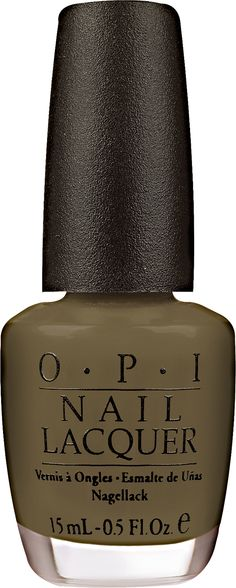 OPI Nail Lacquer is rich, long-lasting, high shine, colored nail polish for natural nails.'
