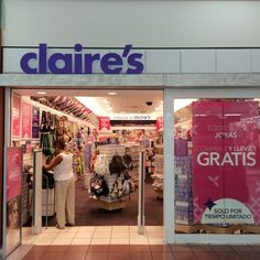 Claire's Boutique