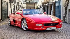 Ferrari F355 Berlinetta 1995 #ferrarienzo