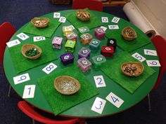 Early Years ideas from Tishylishy. Sharing photos, provision enhancements and outcomes from my EYFS class and the occasional share from others. Maths Eyfs, Preschool Math, Numeracy, Kindergarten Activities, Early Years Maths, Early Math, Classroom Displays, Math Classroom, Reggio
