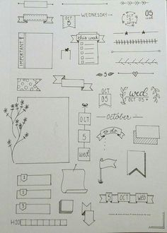 Simple Bullet Journal Ideas To Organize Your Ambitious Goals Well . - Simple Bullet Journal Ideas To Organize And Accelerate Your Ambitious Goals Well – - Bullet Journal Simple, Bullet Journal Headers, Bullet Journal Banner, Bullet Journal Writing, Bullet Journal 2019, Bullet Journal Notebook, Bullet Journal Aesthetic, Bullet Journal Ideas Pages, Bullet Journal Inspiration