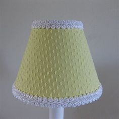 "You'll love the 5"" Teeny Chenille Fabric Empire Candelabra Shade at Wayfair - Great Deals on all Lighting  products with Free Shipping on most stuff, even the big stuff. Mini Chandelier, Chandelier Shades, Pink Night Lights, Cloud Night Light, Rectangular Lamp Shades, Tin Star, Fabric Empire, Table Lamp Shades, Chenille Fabric"