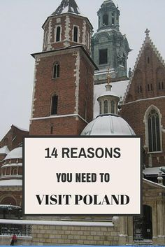 14 Reasons you need to visit Poland - Poland should be at the top of your European holiday destination list