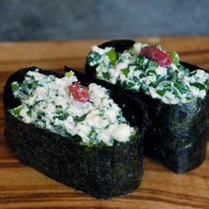 Vegetarian Sushi from Chef Reiko Nak