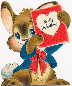 valentines day vintage Be My Valentine My Funny Valentine, Valentines Day Holiday, Valentine Images, Valentines Day Wishes, Valentines Art, Vintage Valentine Cards, Vintage Greeting Cards, Vintage Christmas Images, Holiday Images