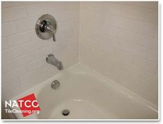 Clean tile shower after cleaning the shower mold and recaulking. - really good site! Bathroom Tile Cleaner, Mold In Bathroom, Shower Cleaner, Grout Cleaner, Master Bathroom, Bathroom Ideas, Household Cleaning Tips, House Cleaning Tips, Deep Cleaning