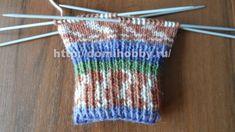 Вязание носков спицами Friendship Bracelets, Socks, Knitting, Sew, Tricot, Caps Hats, Sock Knitting, Dots, Tejidos