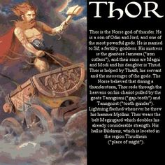 Thor - Norse mythology