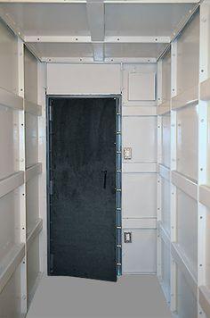 Vault doors safe room doors for sale made in usa for Modular safe rooms