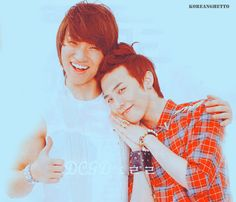 Daesung and GD :)