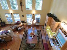 Arapahoe Lodge #41 | Wallowa Lake Oregon lodging | Resort side