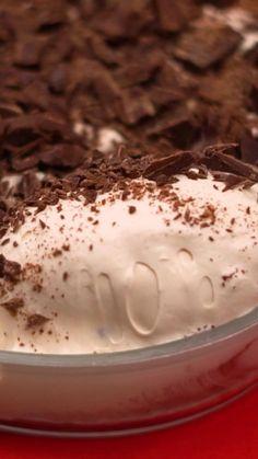 Fun Baking Recipes, Sweet Recipes, No Bake Desserts, Dessert Recipes, Brazillian Food, Yummy Food, Tasty, Sweet Cakes, Miniature Food