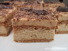 Kukułka bez pieczenia Food Cakes, Homemade Cakes, No Bake Desserts, No Bake Cake, Tiramisu, Banana Bread, Cake Recipes, Cheesecake, Baking