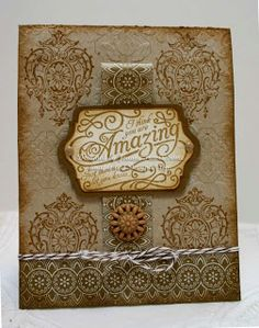 New Stampin' Up! Lovely Romance