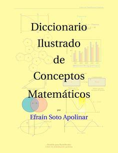 "Cover of ""Dicio mate"" Math Activities, Math Games, Go Math, Math Manipulatives, Math Books, Math Projects, Math Stations, Secondary School, Algebra"