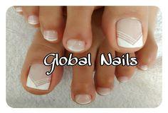 Mani Pedi, Manicure, Toe Nail Designs, Short Nails, Toe Nails, Nails Inspiration, Girly Things, Hair Beauty, Lily