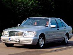 Mercedes S-Class W140 #mercedes #car