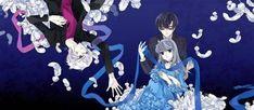 Manhwa Manga, Manga Anime, Lan Chi, Blue Wings, Demon King, Alice, Cats, Drawings, Gatos