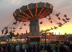 Opening Night - Maryland State Fair - September, 2011. Timonium, MD.