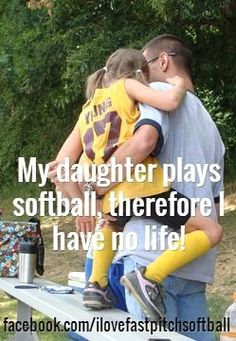 AND I wouldnt have it any other way! The thought of sport is a procedure Funny Softball Quotes, Softball Rules, Softball Problems, Soccer Memes, Softball Shirts, Softball Pictures, Girls Softball, Fastpitch Softball, Softball Players