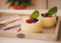 Crema de Mascarpone con Frutos del Bosque