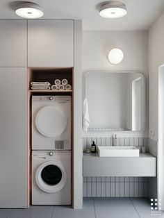 bathroom grey and white tiles * bathroom grey and white - bathroom grey and white decor - bathroom grey and white colour schemes - bathroom grey and white tiles - bathroom grey and white modern - bathroom grey and white ideas Wc Bathroom, Laundry In Bathroom, Budget Bathroom, Modern Bathroom, Small Bathroom, Bathroom Ideas, Bathroom Designs, Fully Tiled Bathroom, Bathroom Vanities