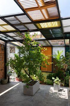 Imagem 11 de 35 da galeria de Residência Vegana / Block Architects. Fotografia de Quang Tran