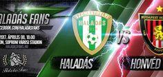 Szombathelyi Haladás-Budapest Honvéd 0-1 (0-0)