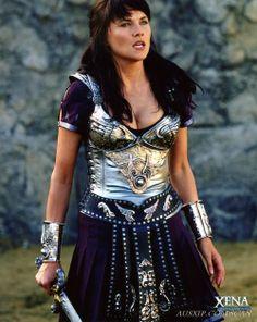Arseniccupcakes, johannamanuela: Xena's amazing costumes.