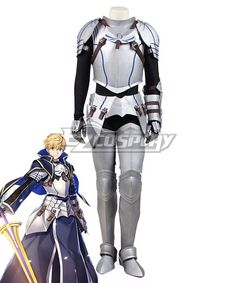 Pls email us if you need the costume, wig, shoes, weapon or other accessories of this character. Email address: Ezcosplay@gmail.com Fate Grand Order FGO Fate Prototype Saber Arthur Pendragon Armor Cosplay Accessory Prop - ENA1313 Anime Costumes, Cosplay Costumes, Genji Shimada, Buy Cosplay, Anime Version, Toddler Halloween Costumes, Arm Armor, Amazing Cosplay, Email Address