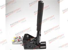 Universal Hydraulic Hand Brake Dual Cylinder Horizontal E-Brake Brake System