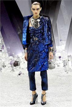 Chanel - Blu Elettrico