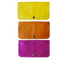 Women's Raw Wallet  by rib and hull