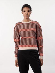 DAGMAR AW16 Noelle Check Knit