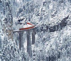 Amazing Railway, Switzerland