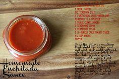 Homemade Enchilada Sauce | The Motherload