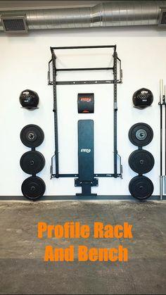 Home Made Gym, Diy Home Gym, Home Gym Decor, Home Gym Basement, Home Gym Garage, Gym Room At Home, Workout Room Home, Workout Rooms, Dream Home Gym