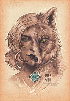 HINDA SAVRA — The Witcher 3: Wild Hunt (my love, my pain, my...