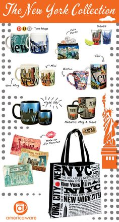 Great Gift Ideas for our New York Fans!