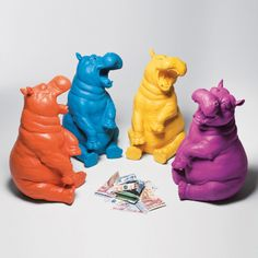 Laughing Hippo set
